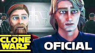 Star Wars The Clone Wars Tráiler Oficial - NUEVAS TEMPROADAS 2018