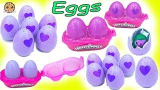 Hatchimals CollEGGtibles Surprise Glittering Garden Blind Bag Hatching Eggs