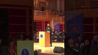Sonoma State Busness School Commencement Address by Blair Kellison