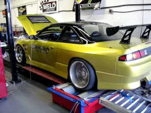 488 hp sr20 2 2 stroker