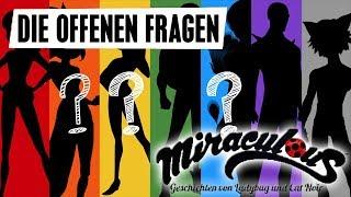 MIRACULOUS - Fragen über Fragen?! | Disney Channel