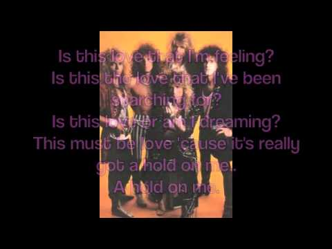 Is This Love by Whitesnake Lyrics