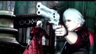 15 min z Devil May Cry 4 - PS3 Gameplay by maxim