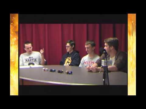 The Hot Seat Sports Talk. Season 2 Episode 14. 1-12-18