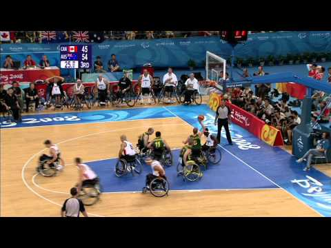 Highlights of Men's Wheelchair Basketball Final - Beijing 2008 Paralympic Games