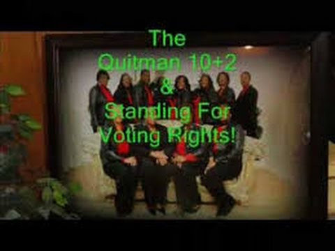 30-40 Charges; NOT GUILTY; GA. Voter Suppression; Quitman 10+2; Ms. Lula Smart; Lies Under Oath?