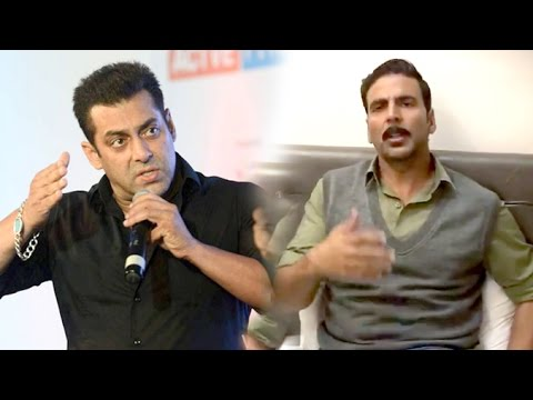 Akshay Kumars Shocking INSULT To Salman Khan & Others On Pakistan Controversy