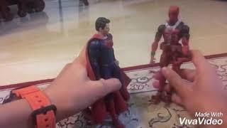 SuperHeroes VS Juggernaut