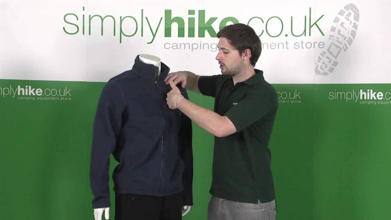 5038b51e6a The North Face Mens TKA 200 Curtis Full Zip Fleece -www.simplyhike.co.uk