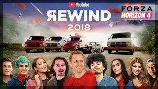 The Forza YouTube Rewind 2018: Everyone Controls Forza