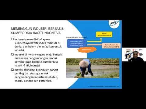 Membangun Bioindustri Indoneseia