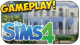 The Sims 4 Gameplay - Build Mode!