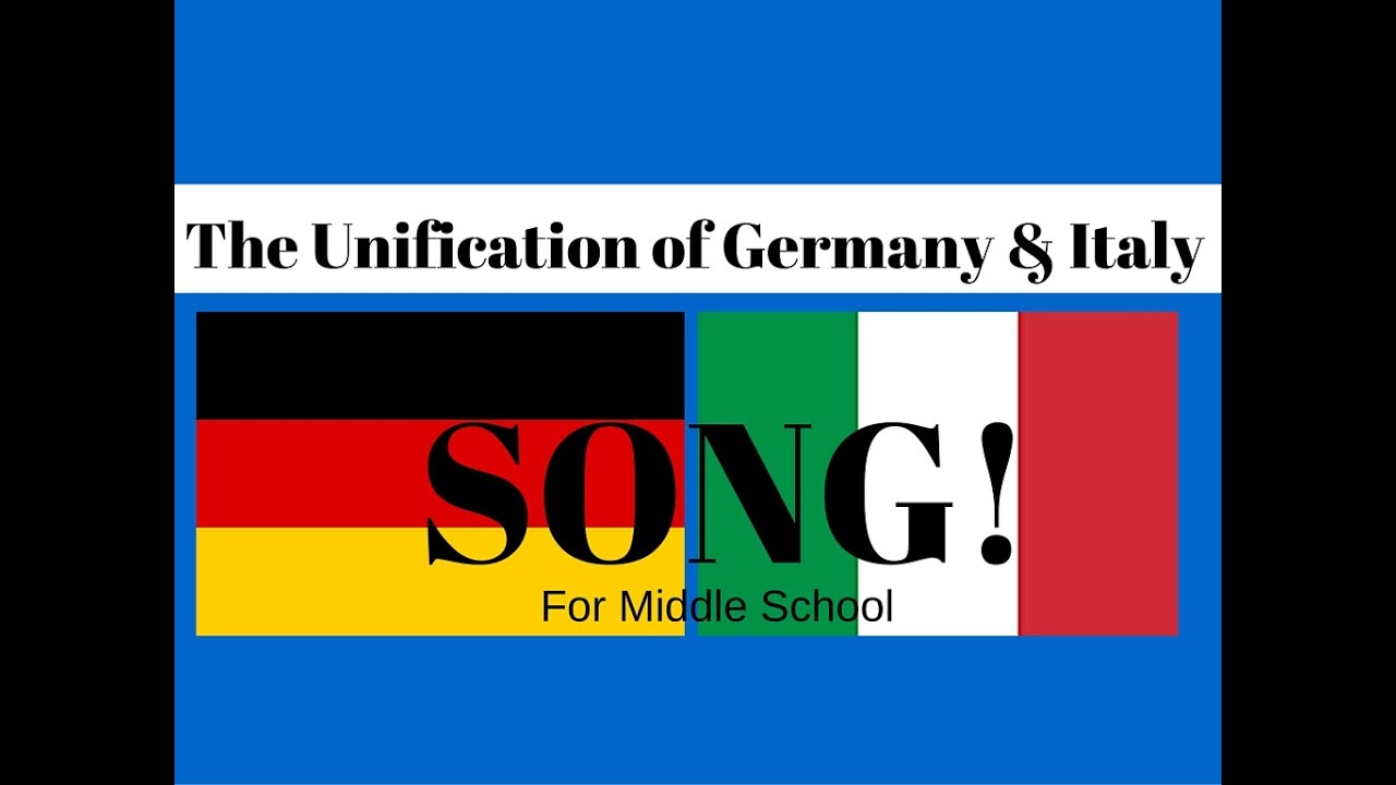 the unification of germany I three elements in the unification of germany: a the state: the most important of the german states was prussia b the man: bismarck 1 his goal was to unify all of the german.