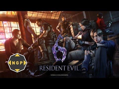 Resident Evil 6 (PS4) - Gameplay