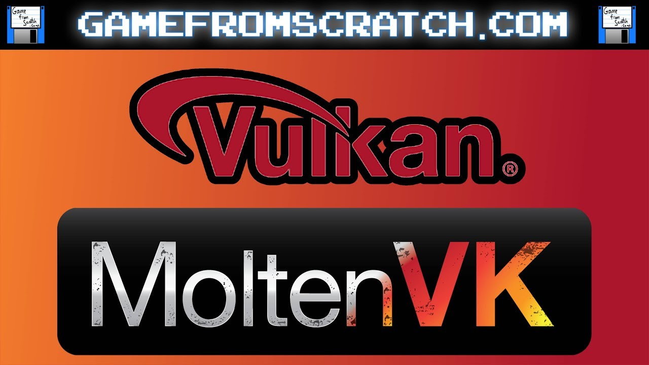 Vulkan Just Got A Lot Better! iOS and MacOS Support from MoltenVK