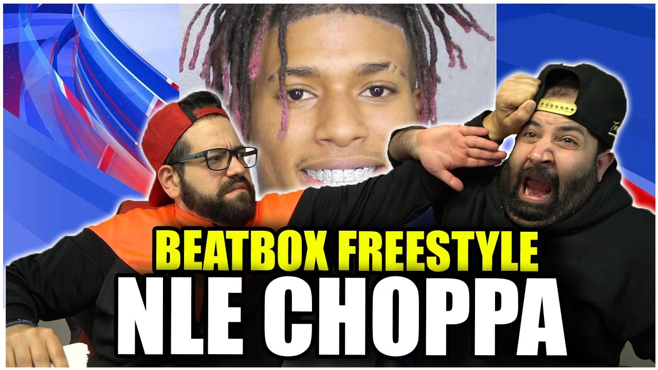 "FREE CHOPPA!! NLE Choppa - Beat Box ""First Day Out"" (Official Music Video) *REACTION!!"