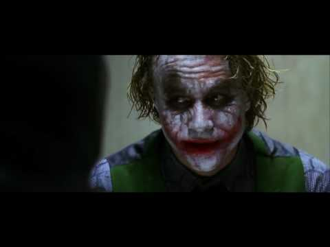 """The Dark Knight"" A Bad Bad Lip Reading"