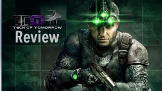 Splinter Cell Blacklist PC Review! (with Gameplay & Benchmarks)