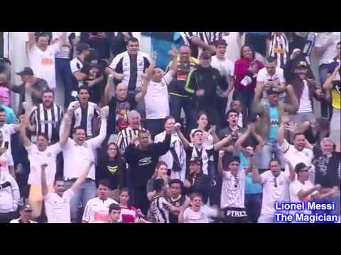 Santos 2 x 0 Cruzeiro melhores momentos - Brasileirão 31/07/2016
