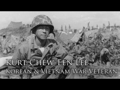 Profiles in Valor: Major Kurt Chew-Een Lee