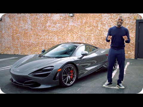 Meet Idris Elba At The Hobbs & Shaw Premiere And Win A McLaren // Omaze