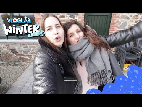 Anneleen is de ex-crush?! | Vloglab Winter #Stories