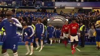 Chelsea vs Man. United. 0 - 2. Highlights