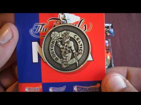 Брелок на ключи с логотипом команды NBA  магазин BASKET FAMILY
