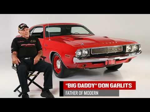 The History of the World's Only 1,000-plus horsepower Dodge Challenger HellScat.