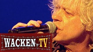 The Boomtown Rats - I Don't Like Mondays - Live at Wacken Open Air 2017