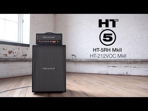 HT-5RH MkII and HT-212VOC MkII Demo | Blackstar