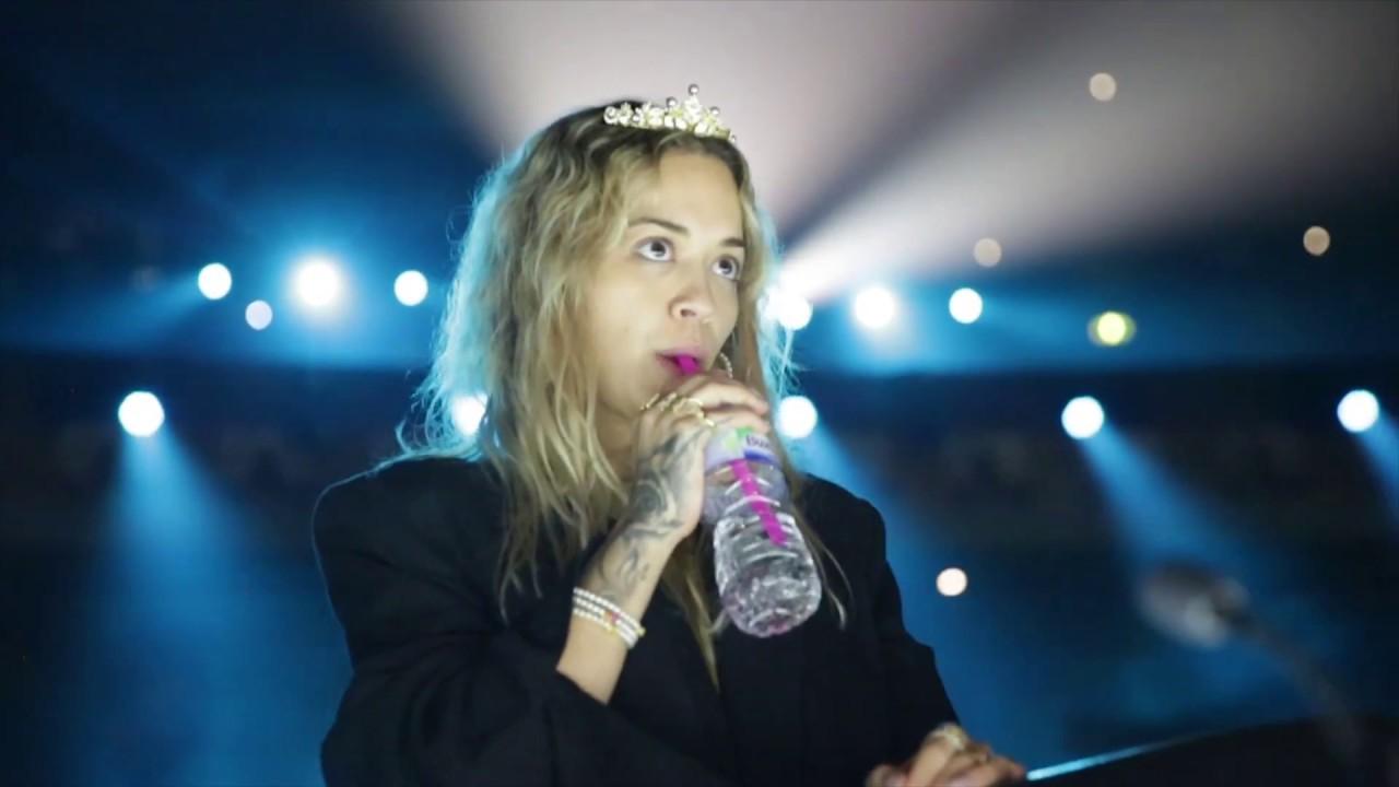 RITA ORA - Britain's Got Talent