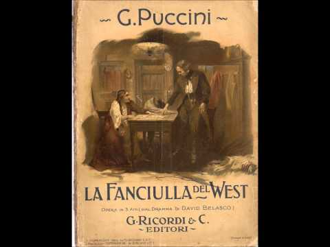 Puccini: La Fanciulla del West - Act 2 with Maralin Niska