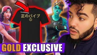 HOW TO GET FREE EXCLUSIVE MERCH - Fortnite Battle Royale | Sonny Daniel