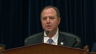 .The president has betrayed his oath of office,. says Adam Schiff