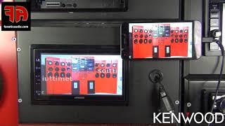 kenwood DMX120BT - Android Mirror käytännössä