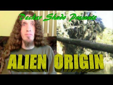 Alien Origin Review by Decker Shado