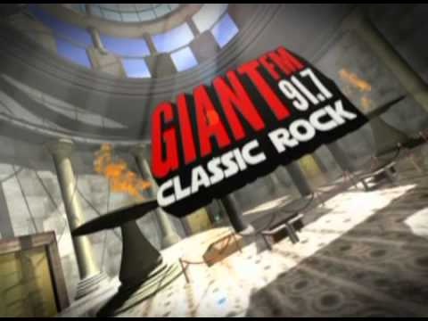 GIANT FM Classic Rock TV Commercial 2012