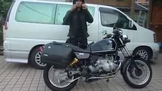 ドカティーS2R BMW R100R  R教団教祖 お見送り くーみん thumbnail