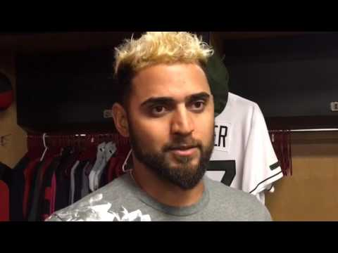 Danny Salazar on his recent struggles and a possible move to the bullpen