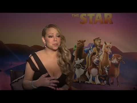 Mariah Cary Interview The Star