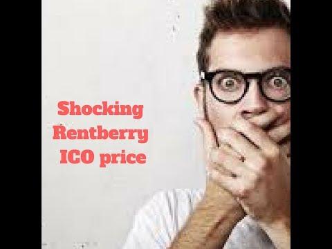 Shocking Rentberry ICO price