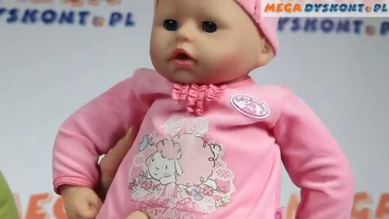Кукла Беби Анабель Baby Annabell Doll Zapf Creation