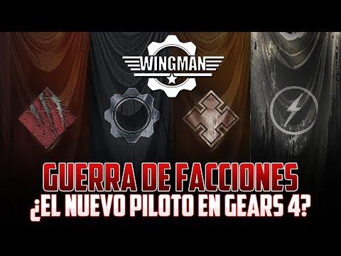 Gears of War 4 | Guerra de Facciones ¿El Nuevo Piloto?