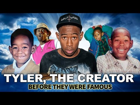 Tyler The Creator  Before They Were Famous EPIC Bio  From Then to Now