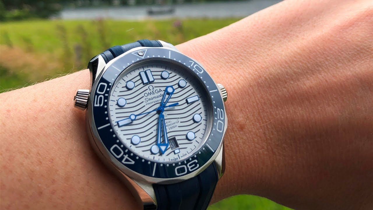 The Best Modern Divewatch! | Omega Seamaster 300 Diver
