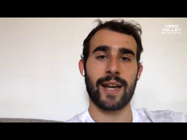 #StrongerTOGETHER - Gianluca Galassi rinnova con la Vero Volley Monza