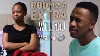 ROOMZA EXTRA - Sphe Tells Sne How He Feels (Skits By Sphe)