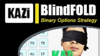 BlindFOLD: Binary options 5 minute strategy