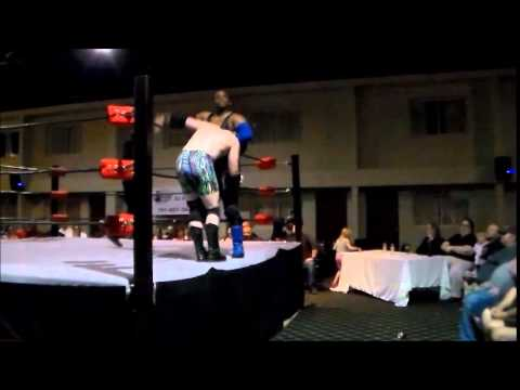 FLW Heavyweight Title Match: Mr. Inkredible Vs. Darin Corbin Last Man Standing